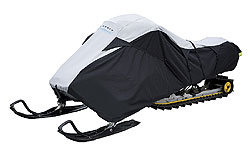 Deluxe Snowmobile Cover Image