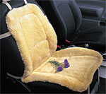 Sheep Skin Seat Cover Cushion Image