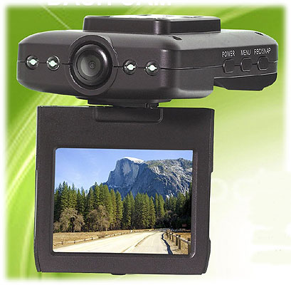 Dash Cam Car Camera and Video Recorder