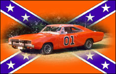 General Lee Dixie horn from Dukes of Hazzard