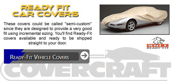 Covercraft Ready Fit Car Cover