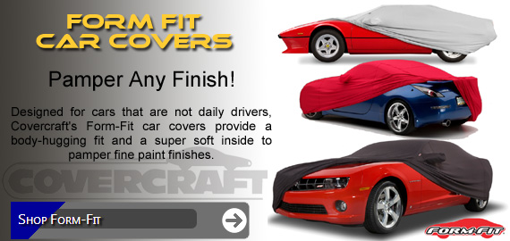 Form Fit Car Covers