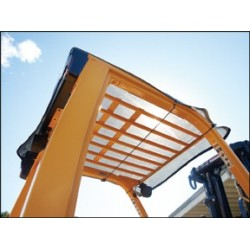 Solarcap Forklift Canopy Cover