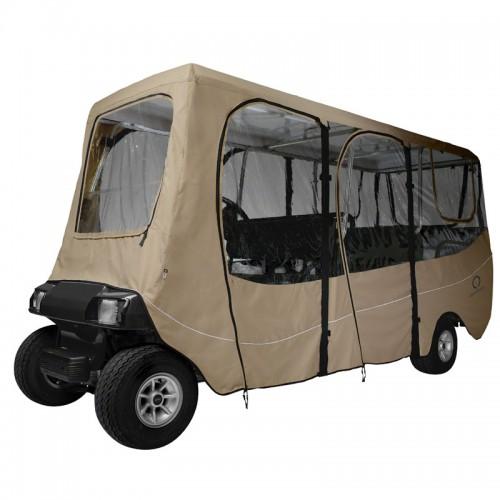 6 Passenger Fairway Deluxe Golf Cart Enclosure