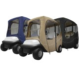 4-Passenger Fairway Deluxe Golf Cart Enclosure