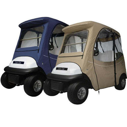 Fairway Fadesafe Club Car 2 Person Golf Cart Enclosure
