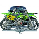 Hitch Mounted Double Motorcycle Carrier