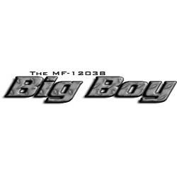 Big Boy Three-Piece Ramp System