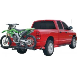 Hitch Mounted Scooter or Dirt Bike Carrier