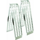 Lightweight Bi-Fold Aluminum All Terrain Vehicle Ramps